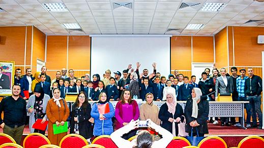 مؤسسة أشبال المغرب بهولندا تعلن من الحسيمة انطلاق مشروع للتبادل الثقافي