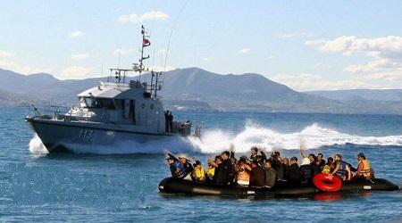 البحرية الملكية تنقذ في ظرف يوم واحد 103 مرشحا للهجرة السرية بسواحل الناظور والحسيمة