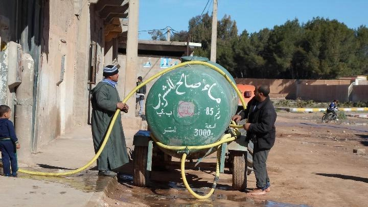 أركمان.. إطلاق مشروع جديد بقيمة 55 مليون درهم لتزويد 42 دوارا بالماء