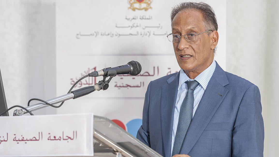 صالح التامك: السجن الجديد بسلوان يتوفر على مرافق متطورة