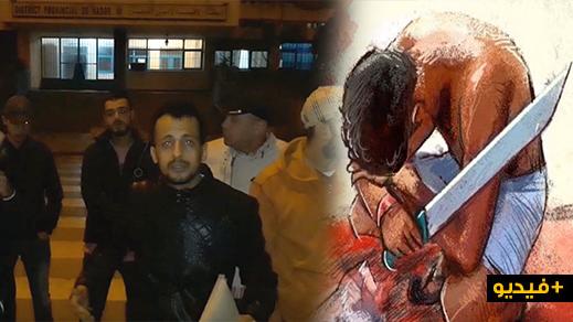 منظمة رامي بتنسيق مع الأمن ينهيان النشاط الإجرامي لعنصر خطير بحي لعري الشيخ بالناظور