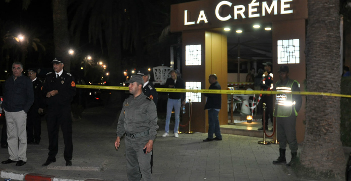 الشرطة الاسبانية تعتقل أحد المتورطين في جريمة مقهى لاكريم