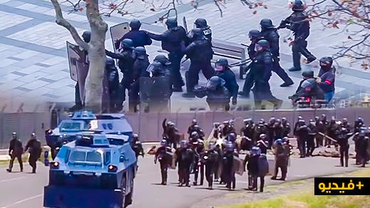 فرنسا: نشر 89 ألف شرطي وعربات مدرعة السبت تحسبا لاحتجاجات السترات الصفراء