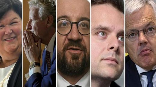 إنهيار الحكومة البلجيكية بعد إنسحاب حزب يحمل حقائب وزارية مهمة والملك يتدخل