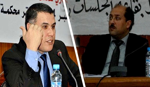 رسميا.. عمر قريوح رئيسا للمحكمة الابتدائية بالدريوش وعبد الحميد الرحاوي وكيلا للملك