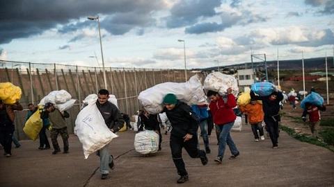 الحرب الاقتصادية تشتعل بين المغاربة والإسبان في مليلية المحتلة
