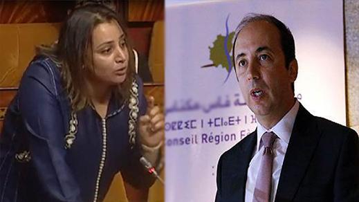 البرلمانية ابتسام مراس تفجر فضيحة مدوية في وجه وزير الصحة حول وجود مختبرات أشباح تشتغل ضدا على القانون