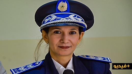 شرطية بالناظور تستعرض الصعوبات التي تواجه النساء والأطفال ضحايا العنف