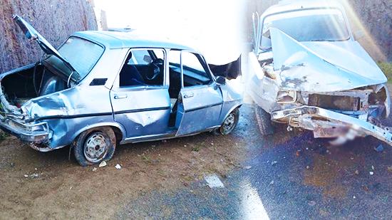 الدريوش.. إصابة سائق سيارة بجروح متفاوتة الخطورة في حادثة سير على الطريق الساحلي