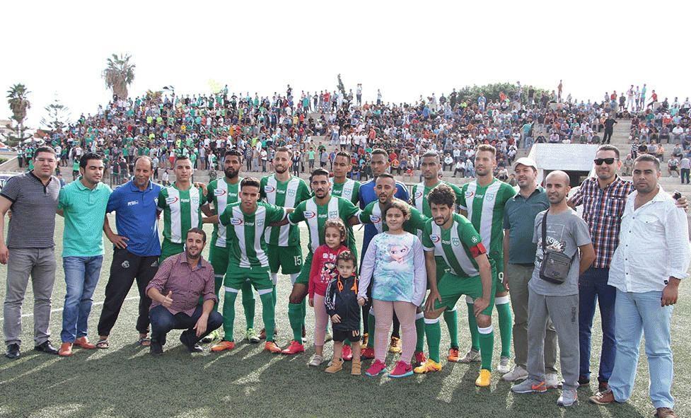 هلال الناظور لكرة القدم يقاطع دوري المهرجان المتوسطي