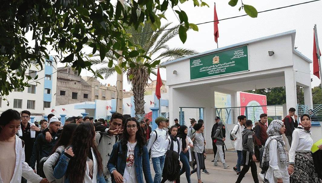 إضراب عام يشل المؤسسات التعليمية غدا الخميس احتجاجا على وزارة أمزازي