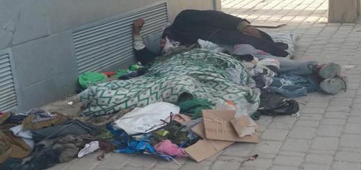 انتشار المتشردين والمتشردات بشوارع الحسيمة ظاهرة تتنامى في صمت وسط قلق الساكنة
