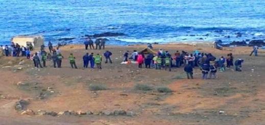 """إيقاف أزيد من 100 مهاجر سري """"ضمنهم نساء وأطفال"""" بعرض سواحل الناظور"""