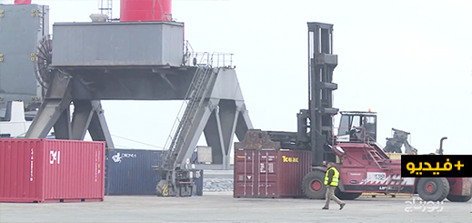 شاهدوا.. ميناء الناظور يستعيد النشاط التجاري مع مليلية المحتلة