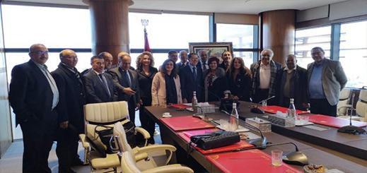"""المجلس الوطني للصحافة يفتح باب المشاورات لإعداد """"ميثاق أخلاقيات"""" مهنة الصحافة"""