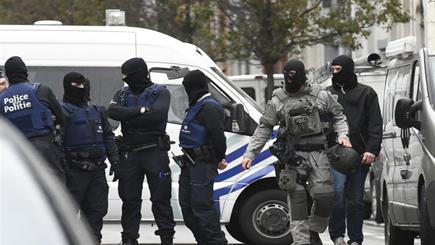 إعتقال شخص في بروكسل على خلفية هجمات باريس