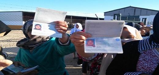 قلق الحكومة الإسبانية من ترك العاملات المغربيات حقول الفراولة واختيارهن الهجرة غير النظامية