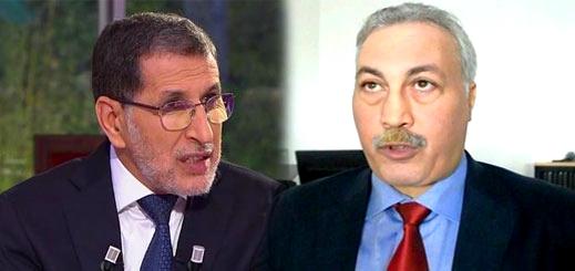 رئيس الحكومة يلتقي منتخبي جهة طنجة الحسيمة والمكي الحنودي يحتج