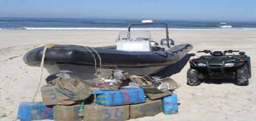 تهريب الحشيش من سواحل الشمال يجر 14 عنصرا من القوات المساعدة للتحقيق