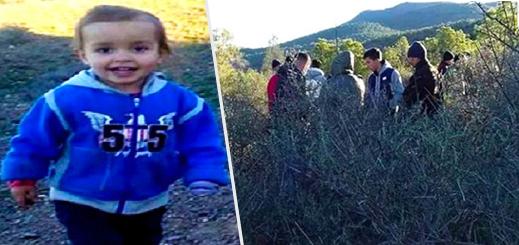 """العثور على الطفلة """"اخلاص"""" جثة هامدة في غابة مجاورة لمنزل اسرتها"""