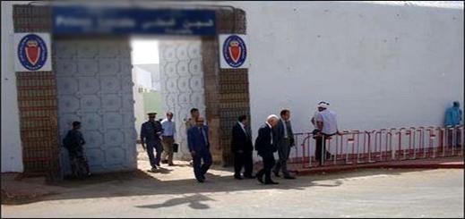 المندوبية العامة لإدارة السجون تنفي دخول سجينين من معتقلي الحسيمة في إضراب عن الطعام