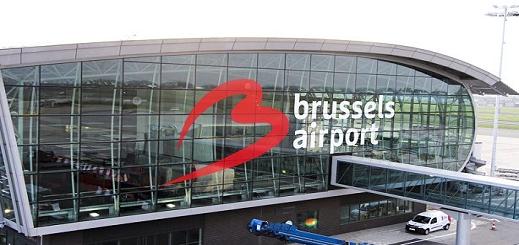 بلجيكا..وفاة إمرأة على متن طائرة بمطار ببروكسل