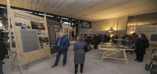 """متحف """"هيرلين"""" معلمة تاريخية  تؤرخ ل50 سنة من هجرة المغاربة إلى هولندا"""