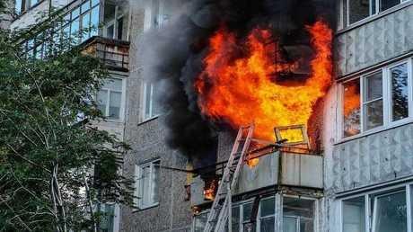 ثمانية قتلى اثر حريق نشب بعمارة سكنية بباريس
