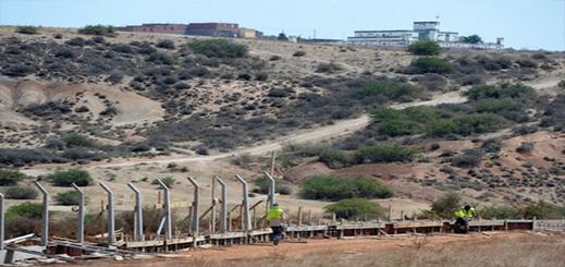 """المغرب يُغطي """"نقاط الضعف"""" الحدودية مع مليلية المحتلة للتصدي للمهاجرين في وضعية غير قانونية"""