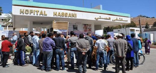 الشرطة توقف مواطنا اعتدى بالضرب المبرح على حارس خاص بالمستشفى الحسني بالناظور