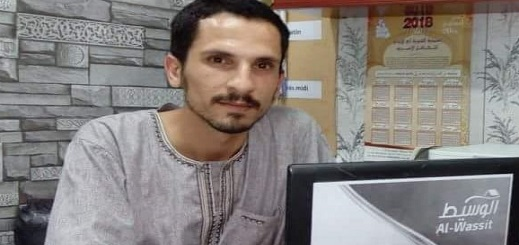 القضاء يخفض عقوبة النكاد المعتقل على خلفية تدوينة بعد مقتل حياة بلقاسم