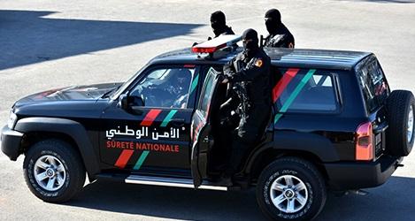مديرية الأمن تعزز فرقها بسيارات ومركبات أمنية متطورة