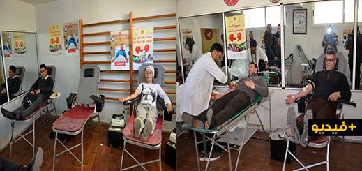 """الجامعة الوطنية لرياضة """"ابيناكا"""" تنظم حملة التبرع بالدم وسط دعوات لحملات مماثلة لسد الخصاص"""