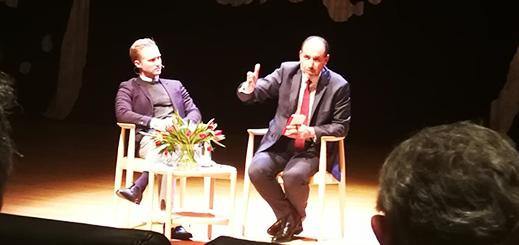 """الخزانة الملكية بـ""""كوبنهاجن"""" بالدانمارك تحضن محاضرة للدكتور المغربي أحمد العبادي"""
