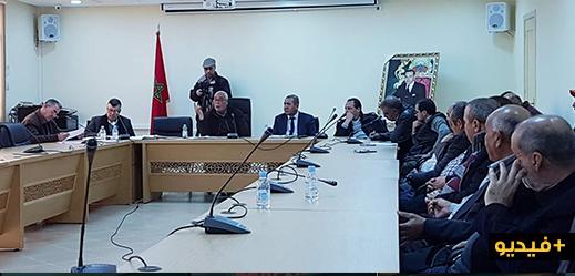"""رئيس جماعة سلوان يتوعد لصوص """"الكهرباء"""" والعابثين بشبكة الإنارة العمومية"""