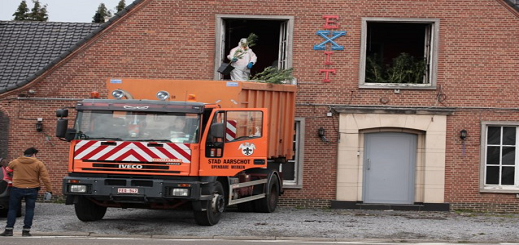 الشرطة البلجيكية تكتشف عدة مزارع للحشيش وتعتقل 6 أشخاص