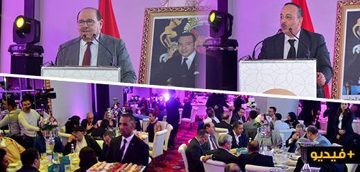 مجلس الجالية يحتفل بمغاربة العالم المشاركين في معرض الكتاب ويكرم وزير الاتصال