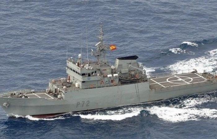 بريطانيا تطرد سفن إسبانية مسلحة من جبل طارق