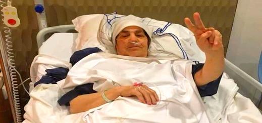 والدة الزفزافي تغادر غرفة العمليات بعد عملية ناجحة حول استئصال ورم سرطاني بإحدى مصحات باريس