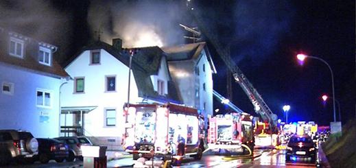 بالصور.. مصرع  خمسة أشخاص حرقا داخل منزلهم بمدينة نورنبرج الألمانية
