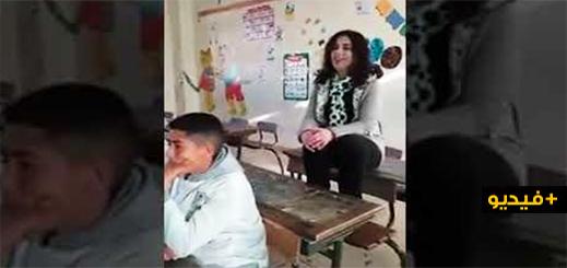 فيديو يجتاح الفايسبوك.. تلميذ يغني بالريفية يثير صوته الشجي إعجاب الآلاف