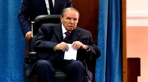 في رسالة للشعب الجزائري.. بوتفليقة يقرر عدم الترشح لولاية خامسة ويؤجل الانتخابات
