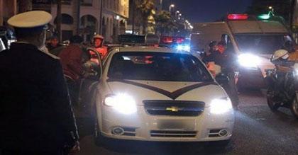 توقيف سائق شاحنة للنقل الدولي أطلق النار على متحرشين بابنته