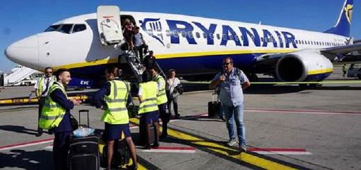 بينهم خط جوي الى المغرب.. ريان إير تطلق 7 خطوط جديدة من بروكسل وشارلروا