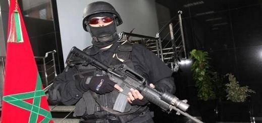 تفكيك خلية ارهابية تتكون من 6 أفراد يتوزعون على أربع مدن مغربية