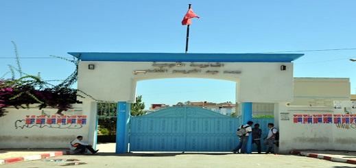 """إضراب الأساتذة """"المرسّمين"""" الملتحقين بـ""""المتعاقدين"""" يشّل المؤسسات التعليمية بالناظور لليوم الثاني"""