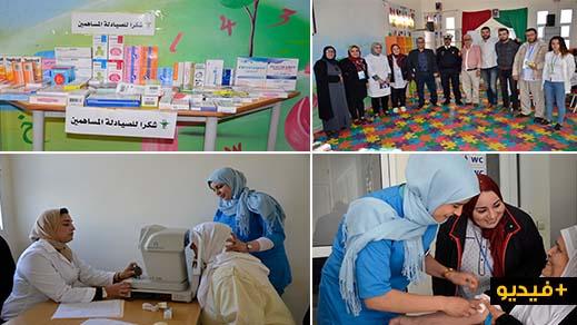 استفادة أزيد من 1000 شخص من حملة طبية متعددة التخصصات ببني انصار
