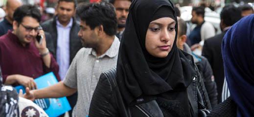 """تقرير رسمي يكشف ارتفاع نسبة جرائم الكراهية ضد """"المسلمين"""" في اسبانيا"""