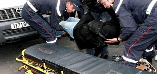 نقل شاب إلى العناية المركزة بمستشفى الحسيمة بعد تلقيه طلقة نارية في بطنه