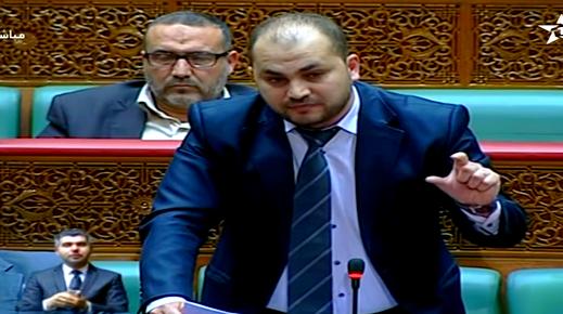 البرلماني نبيل الأندلسي يجر رئيس الحكومة للمساءلة حول وضعية معتقلي حراك الريف